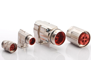 motion|grade™ - M23 and M40 Circular Connectors