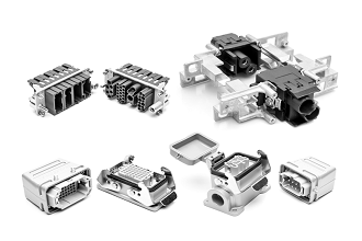 heavy|mate® - Heavy Duty Rectangular Connectors