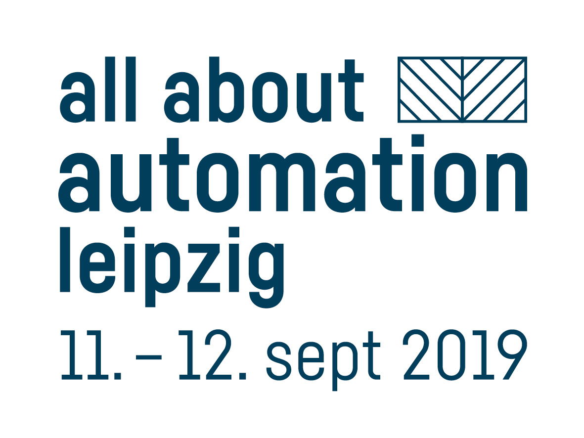 Visit us at all about automation 2019 in Leipzig