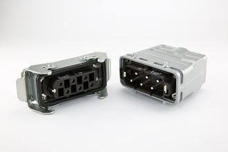 heavy|mate C146H Rectangular Connectors
