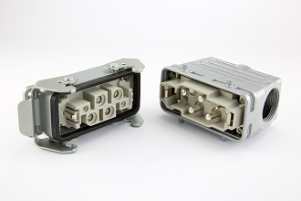 heavy|mate C146K Rectangular Connectors